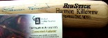 Harmon Killebrew - Autographed Rawlings BAT (Twins/Senators,deceased)
