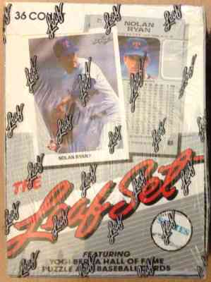 1990 Leaf - Wax Box (Series 1) !!! Baseball cards value