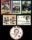 Roger Staubach - Lot of (5) different (Cowboys)