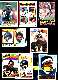 Walter Payton - 1979-2001 Topps Lot of (12) different (Bears)