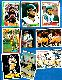Dan Fouts - 1978-1986 - Lot of (9) different