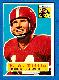 1956 Topps FB # 86 Y.A. Tittle [#r] (49ers)