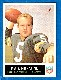1965 Philadelphia FB # 76 Paul Hornung [#z] (Packers)