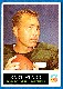 1965 Philadelphia FB # 81 Bart Starr [#z] (Packers)
