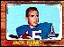1966 Topps FB #.26 Jack Kemp (Bills)