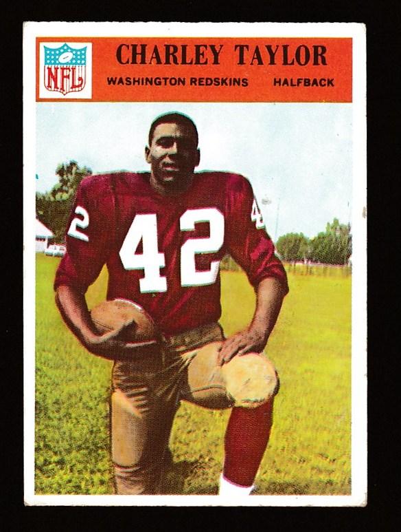 11db15c10f8 1966 Philadelphia Football Cards Set checklist