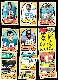 1970 Topps FB  - Starter Set/Lot of (175) with STARS !!!