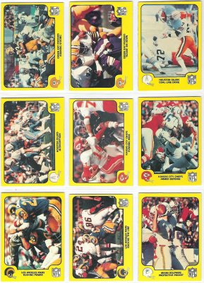 1978 Fleer Team Action FB #21 Houston Oilers Football cards value