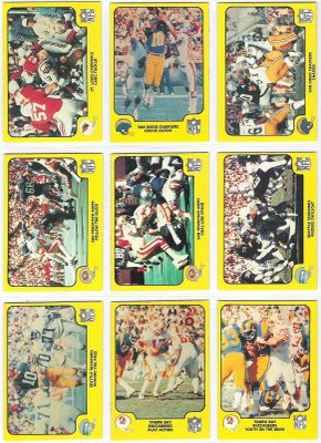 1978 Fleer Team Action FB #52 Seattle Seahawks Football cards value