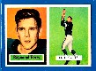 1957 Topps FB # 94 Raymond Berry ROOKIE (Colts)