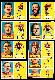 1957 Topps FB  - San Francisco 49ers Team Set/Lot (9/13)