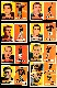 1957 Topps FB  - Chicago BEARS Near Team Set/Lot (9/13)