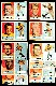 1957 Topps FB  - Los Angeles RAMS Team Set/Lot (11/13)