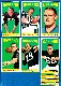 1965 Topps FB  - OAKLAND RAIDERS Team Lot of (9) cards