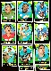 1967 Topps FB  - MIAMI DOLPHINS Near Team Set/Lot (12/15) cards