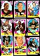 1967 Topps FB  - OAKLAND RAIDERS Near Team Set/Lot of (10/14) cards