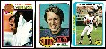 Fran Tarkenton - 1976-1979 Topps - Lot of (6) different (Vikings)