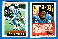Barry Sanders - 1995 Score/Summit PROMO (Lions)