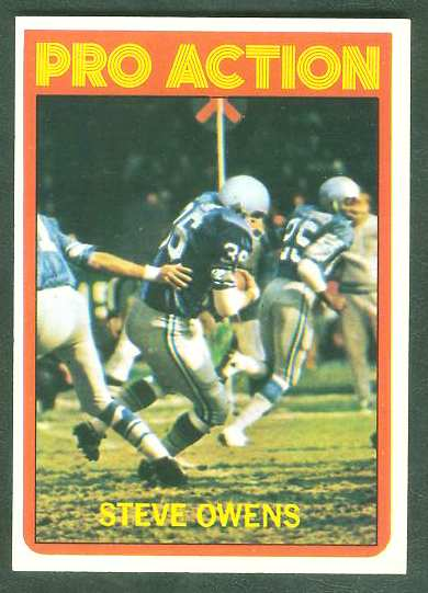 1972 Topps FB #343 Joe Namath IA VERY SCARE SHORT PRINT (Jets) Football cards value