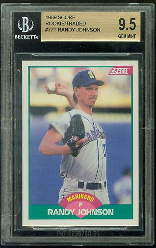Randy Johnson 2004 Upper Deck Vintage # 72 NM//MT Baseball Card