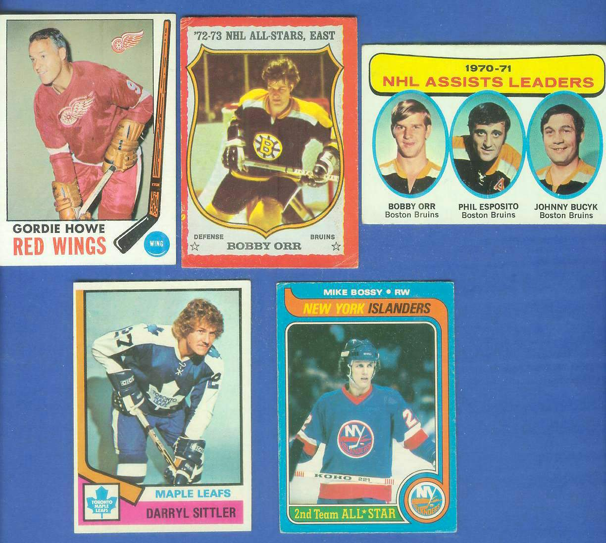 1979-80 OPC/O-Pee-Chee HOCKEY #230 Mike Bossy (Islanders) Hockey cards value