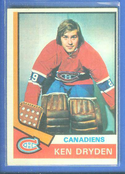 1974 75 Topps Hockey Cards Set Checklist Prices Values