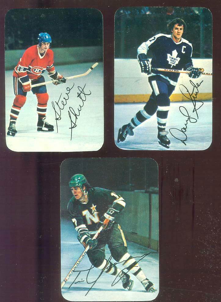 1977-78 Topps/O-Pee-Chee Hockey GLOSSY #22 Tim Young Hockey cards value