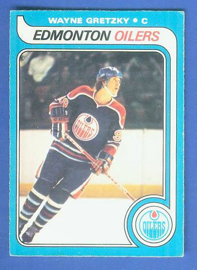 1979-80 O-Pee-Chee/OPC Hockey #.18 WAYNE GRETZKY ROOKIE [#a] Hockey cards value