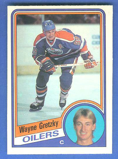 1984-85 O-Pee-Chee HKY #243 WAYNE GRETZKY Hockey cards value