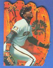 1994 Flair 'HOT GLOVE' #.1 Barry Bonds (Giants) Baseball cards value