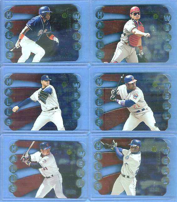 Sammy Sosa - 2000 Fleer Tradition 'HALLS WELL' Baseball cards value