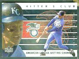 2000 Upper Deck Hitter's Club INSERTS #HC.4 George Brett (Royals) Baseball cards value