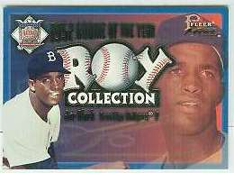 2001 Fleer Focus 'ROY COLLECTION' #.3 Joe Black (Brooklyn Dodgers) Baseball cards value