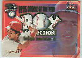 2001 Fleer Focus 'ROY COLLECTION' #10 Fred Lynn (Red Sox) Baseball cards value