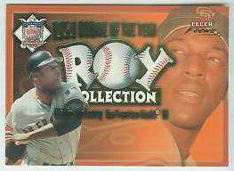 2001 Fleer Focus 'ROY COLLECTION' #12 Willie McCovey (Giants) Baseball cards value