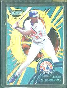 Vladimir Guerrero - 1999 Revolution #84 SHADOW SERIES (Expos) Baseball cards value
