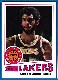 1977-78 Topps Basketball #  1 Kareem Abdul-Jabbar  [VAR:White] (Lakers)