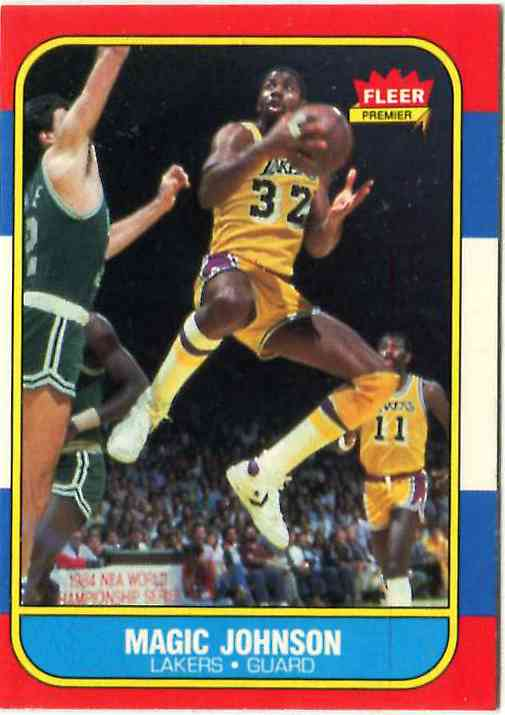 3c6d5d2ee 1986-87 Fleer Basketball Cards Set checklist