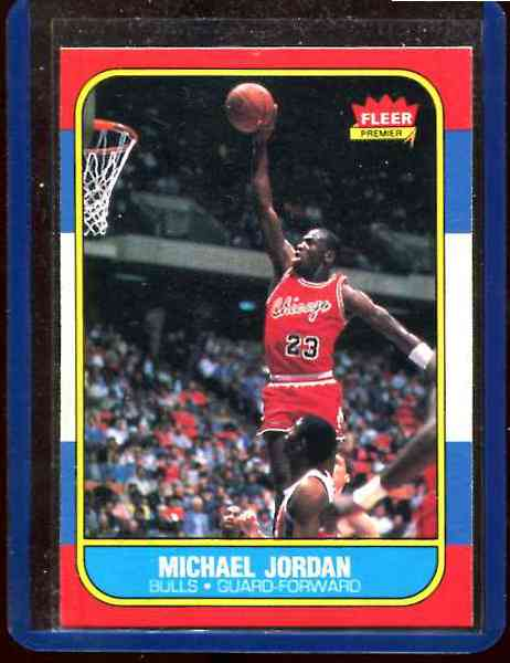 What is your prized NBA trading card? : nba