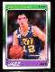 1988-89 Fleer Basketball #115 John Stockton ROOKIE [#x] (Jazz)