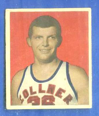 1948 Bowman Basketball #.2 Ralph Hamilton [#a] (Fort Wayne Zollner Pistons) Basketball cards value