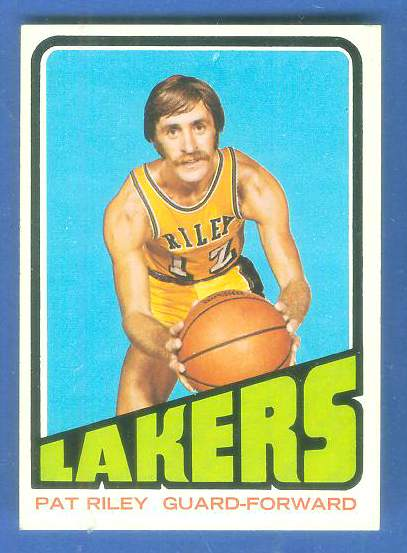 1972-73 Topps Basketball #144 Pat Riley Basketball cards value
