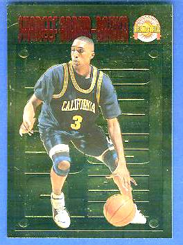 1996 Score Board 'Pure Performance' GOLD #PP.3 Shareef Abdur-Rahim Basketball cards value