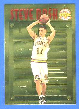 1996 Score Board 'Pure Performance' GOLD #PP17 Steve Nash Basketball cards value