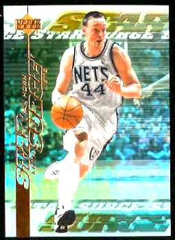 1999-00 Upper Deck Star Surge #S12 Keith Van Horn Basketball cards value