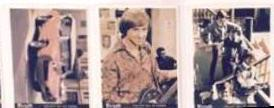 1967 Raybert MONKEES - Series #A - COMPLETE SET (44 cards)