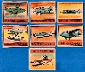 1938 Aviation R132  - Lot of (7) different