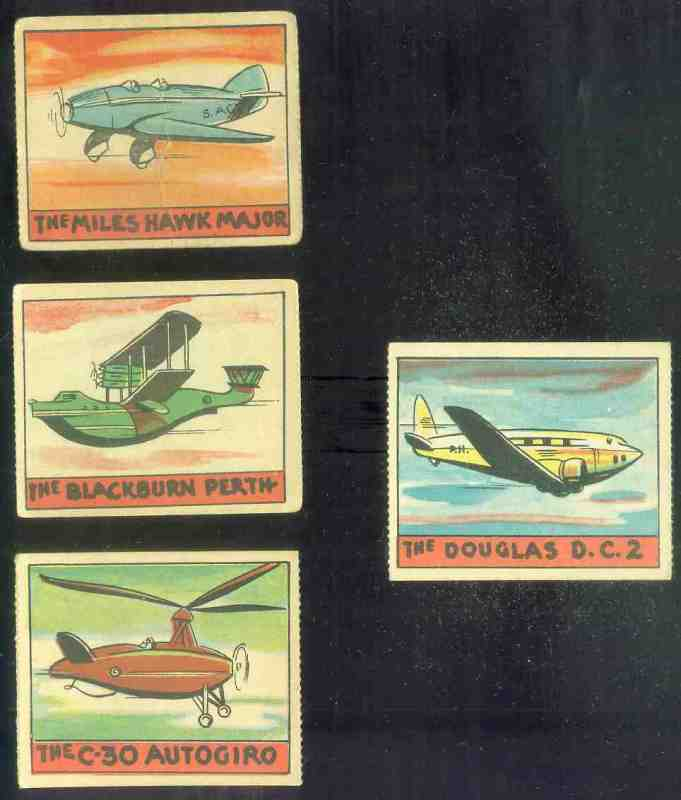 1938 Aviation R132 #306 The C-30 Autogiro n cards value