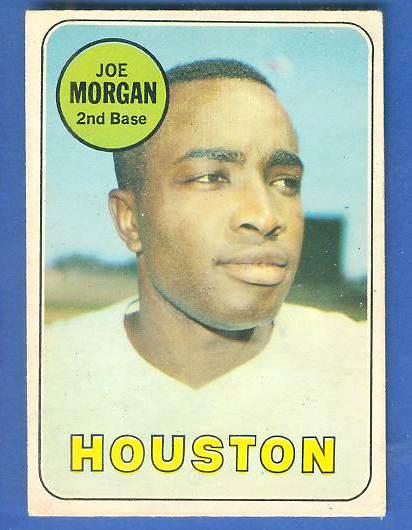 1969 O-Pee-Chee/OPC #.35 Joe Morgan [#c] (Astros) Baseball cards value