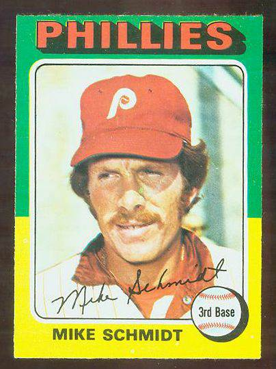 1975 O-Pee-Chee/OPC #.70 Mike Schmidt (Phillies) Baseball cards value